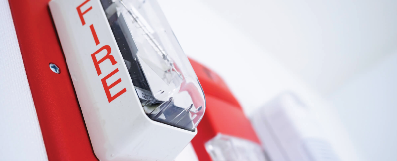 Fire Alarms & Detection Systems | Safety First Fire Prevention