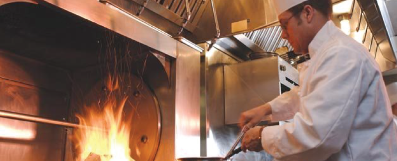 Commercial Kitchen Fire Suppression Safety First Fire